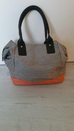 Gina Laura Canvas Bag multicolored mixture fibre