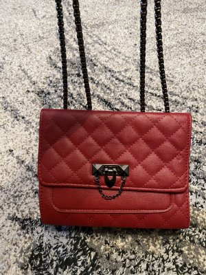100% Fashion Mini Bag red