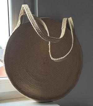 Basket Bag oatmeal