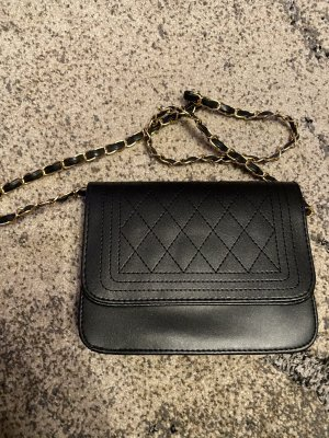 100% Fashion Mini Bag black