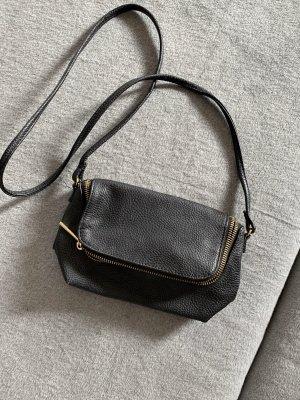 H&M Minibolso negro