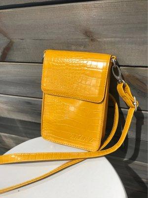 zaza Mini sac orange doré