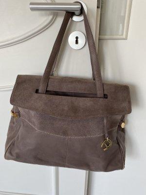 Aigner Shoulder Bag gold-colored-mauve