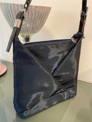 Aigner Shoulder Bag black-dark blue
