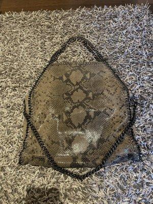 Tasche Animal Print Schlange