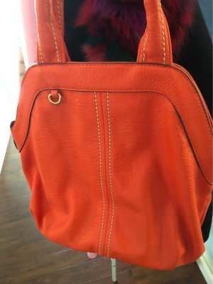 Pouch Bag neon orange-orange