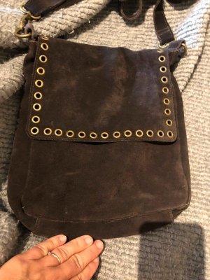 Tasche aus weichem Rindsleder