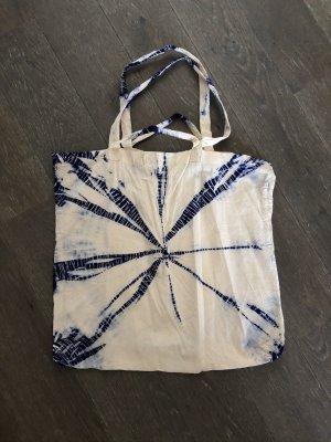 Handmade Canvas Bag multicolored cotton