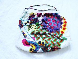 Bolso tipo marsupio multicolor