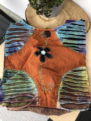 handmade Bolso tipo marsupio multicolor Algodón