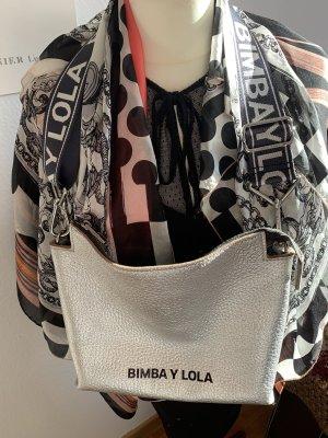 Bimba & Lola Hobos silver-colored