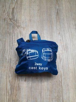 Tasche blau Gürteltasche 2way cast keys neu