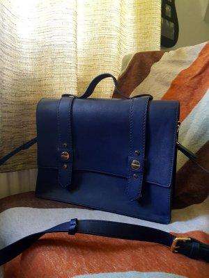Tasche Blau Zara