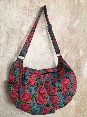 Tasche | Blumen Print | Boho Bag | H&M