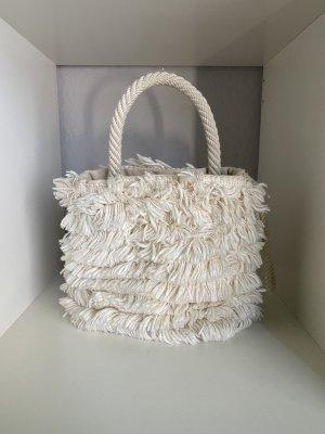 Mango Mini Bag natural white