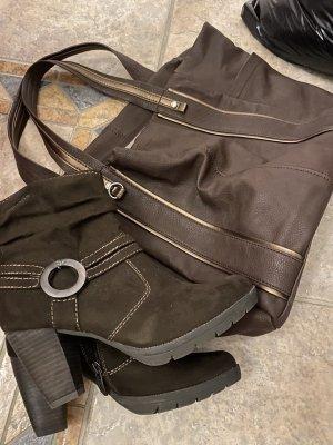 Tasche+ Boots