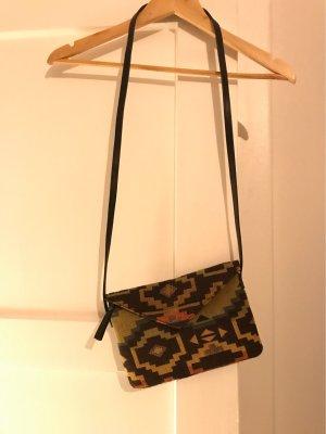 Pieces Canvas Bag multicolored