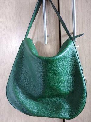 Tasche coccinelle aus Leder, grün