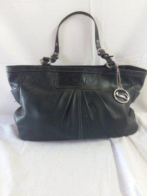 Coach Carry Bag black