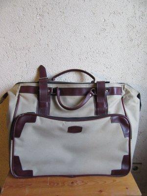 Vintage Travel Bag brown