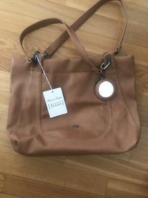 Tasche / Damen / Fritzi aus Preußen / Neu mit Etikett / Caramel / Shopper