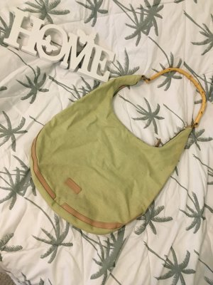 United Colors of Benetton Carry Bag pale green
