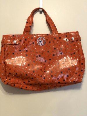 Armani Handbag red