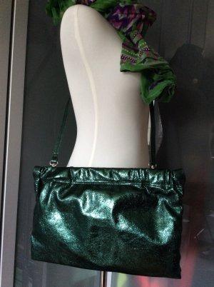 Zara Borsa a spalla verde