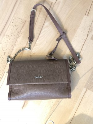 DKNY Crossbody bag light brown-bronze-colored