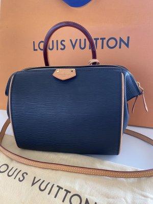 Louis Vuitton Carcasa para teléfono móvil negro-marrón claro
