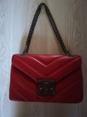 Tasche Dunkel Rot