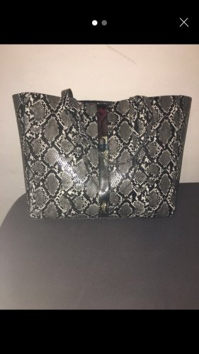 Zara Torba shopper Wielokolorowy