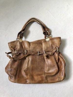 Tasche#echt Leder#Vintage