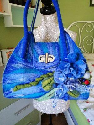 Tasche Einzelstück aus Filz