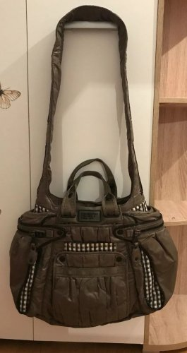 George Gina & Lucy Canvas Bag green grey