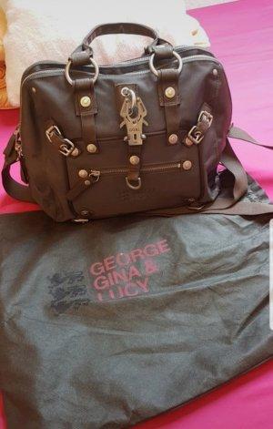 Tasche George Gina & Lucy Anthrazit braun