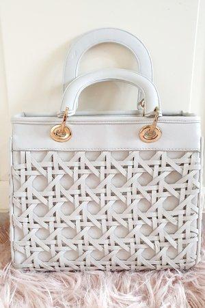 Tasche Handtasche Intrecciato lady box bag vegan