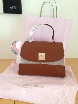 Tasche ,Handtasche ,von Coccinelle , neu, Leder, NP: 399€