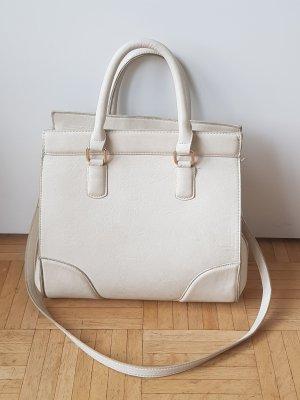 Tasche/ Henkeltasche/ Handtasche/ Umhängetasche/Six/ beige