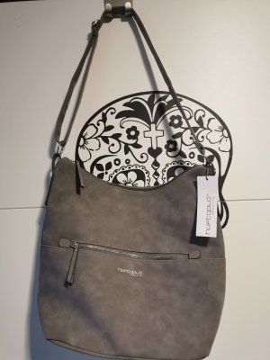 Hüftgold Shoulder Bag grey