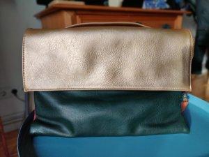 Tasche in drei Farben