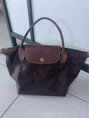 Longchamp Handbag dark brown-light brown