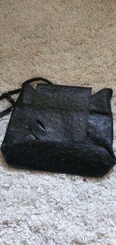 Tasche in Kroko Optik