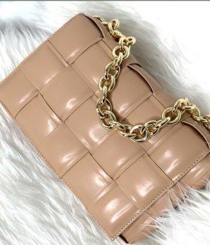 Tasche in schönem beige/caramel