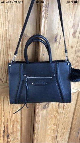 Tasche in schwarz von H&M