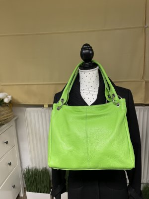 Borse in Pelle Italy Carry Bag meadow green