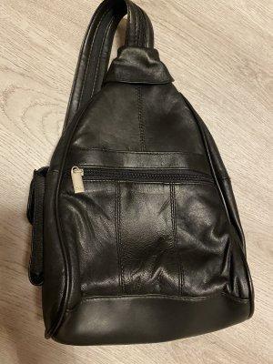 100% Fashion Mochila pequeña negro