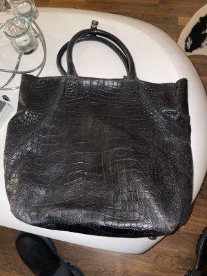 Tasche Leder Shopper gekauft in Dubai