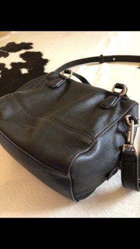 Tasche liebeskind Berlin schwarz Leder Handtasche umhängetasche Mode Fashion Blogger