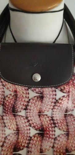 Longchamp Stoffen tas veelkleurig